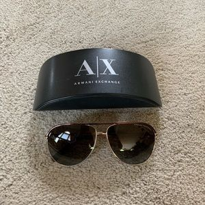 Armani Exchange Accessories - Armani sunglasses